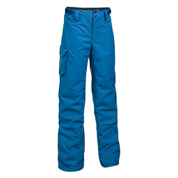 Under Armour ColdGear Infrared Chutes Kids Ski Pants, Cruise Blue-Anthracite, 256