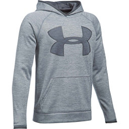 Under Armour AF Storm Twist Highlight Kids Hoodie, Steel-Graphite, 256