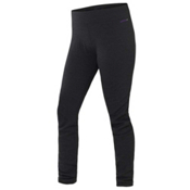 Terramar Thermawool Womens Long Underwear Pants, Black Heather, medium