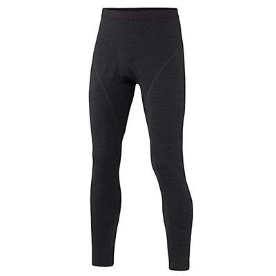 Terramar Thermawool Mens Long Underwear Pants, Smoke Heather, viewer