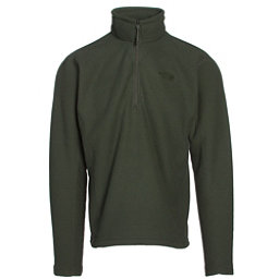 The North Face SDS Half Zip Pullover Mens Mid Layer (Previous Season), Climbing Ivy Green, 256