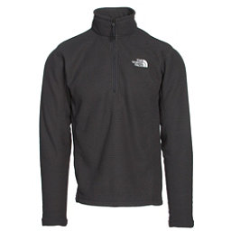 The North Face SDS Half Zip Pullover Mens Mid Layer, Asphalt Grey, 256