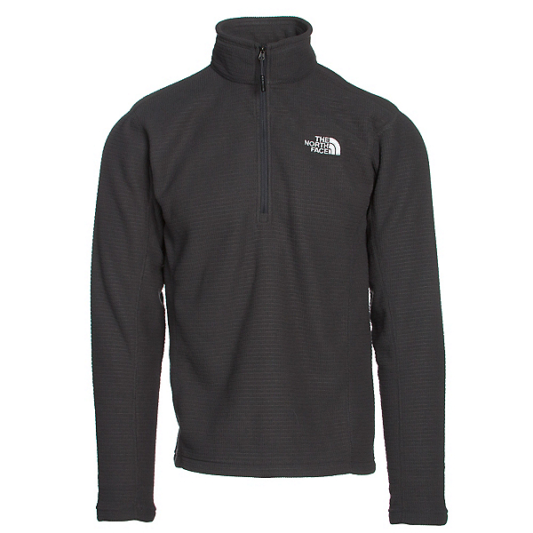 The North Face SDS Half Zip Pullover Mens Mid Layer (Previous Season), Asphalt Grey, 600