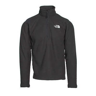 The North Face SDS Half Zip Pullover Mens Mid Layer, Asphalt Grey, viewer