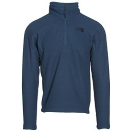 The North Face SDS Half Zip Pullover Mens Mid Layer, Shady Blue, 256