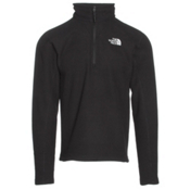 The North Face SDS Half Zip Pullover Mens Mid Layer, TNF Black, medium