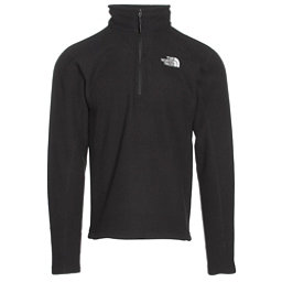 The North Face SDS Half Zip Pullover Mens Mid Layer, TNF Black, 256