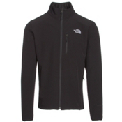 The North Face Apex Pneumatic Mens Soft Shell Jacket, TNF Black-TNF Black, medium