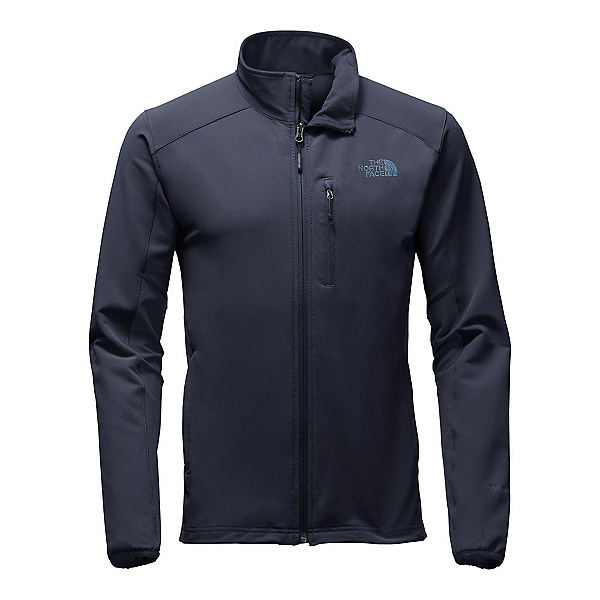The North Face Apex Pneumatic Mens Soft Shell Jacket, Urban Navy-Urban Navy, 600