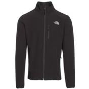 The North Face Apex Pneumatic Mens Soft Shell Jacket, TNF Black-TNF Black, medium