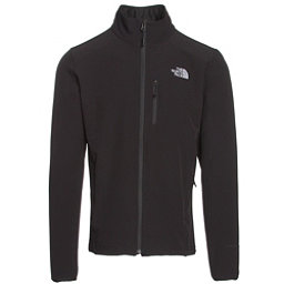 The North Face Apex Pneumatic Mens Soft Shell Jacket, TNF Black-TNF Black, 256