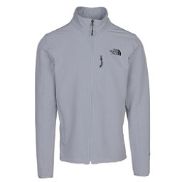 The North Face Apex Pneumatic Mens Soft Shell Jacket, Monument Grey-Monument Grey, 256