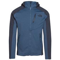The North Face Tenacious Hybrid Hoodie Mens Jacket, Shady Blue-Urban Navy, 256
