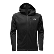 The North Face Tenacious Hybrid Hoodie Mens Jacket, TNF Black-TNF Black, medium