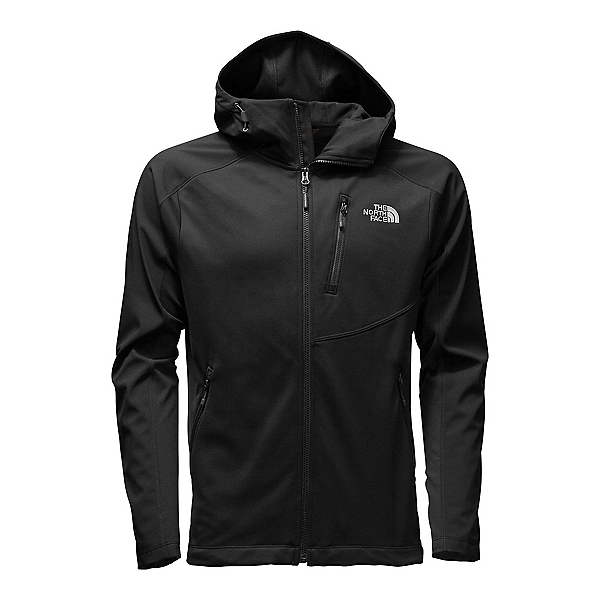 The North Face Tenacious Hybrid Hoodie Mens Jacket, TNF Black-TNF Black, 600