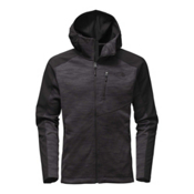 The North Face Tenacious Hybrid Hoodie Mens Jacket, TNF Black Tigrid Camo-TNF Blac, medium