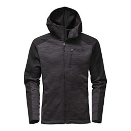 The North Face Tenacious Hybrid Hoodie Mens Jacket, TNF Black Tigrid Camo-TNF Blac, 256