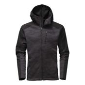 The North Face Tenacious Hybrid Hoodie Mens Jacket, TNF Black Tigrid Camo-TNF Blac, medium
