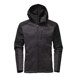 The North Face Tenacious Hybrid Hoodie Mens Jacket, TNF Black Tigrid Camo-TNF Blac, 256
