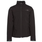 The North Face Apex Chromium Thermal Mens Soft Shell Jacket, TNF Black-TNF Black, medium