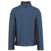 The North Face Apex Chromium Thermal Mens Soft Shell Jacket, Shady Blue-Urban Navy, medium