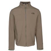 The North Face Apex Chromium Thermal Mens Soft Shell Jacket, Burnt Olive Green-Burnt Olive, medium