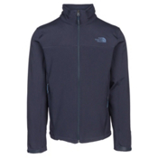 The North Face Apex Chromium Thermal Mens Soft Shell Jacket, Urban Navy-Urban Navy, medium