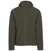 The North Face Apex Bionic 2 Hooded Mens Soft Shell Jacket, Rosin Green-Rosin Green, medium