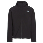 The North Face Apex Bionic 2 Hooded Mens Soft Shell Jacket, TNF Black, medium