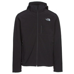 The North Face Apex Bionic 2 Hooded Mens Soft Shell Jacket, TNF Black, 256