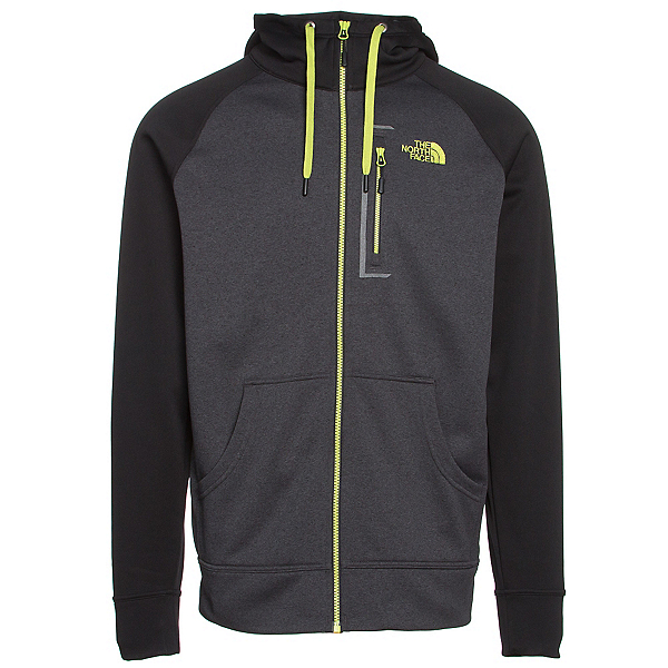 The North Face Mack Mays Full Zip Mens Hoodie, , 600