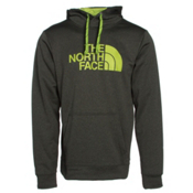 The North Face Surgent Half Dome Mens Hoodie, Climbing Ivy Green Dark Heathe, medium