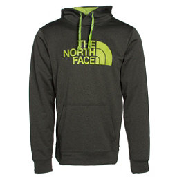 The North Face Surgent Half Dome Mens Hoodie, Climbing Ivy Green Dark Heathe, 256
