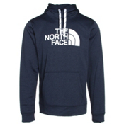 The North Face Surgent Half Dome Hoodie, Cosmic Blue Light Heather-TNF, medium