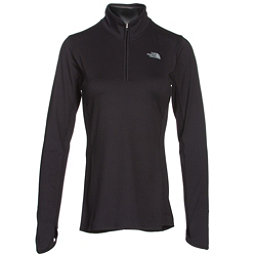 The North Face Motivation 1/4 Zip Womens Shirt, TNF Black, 256