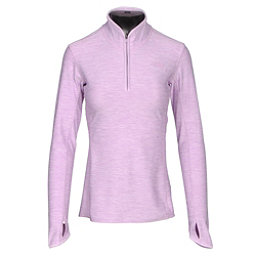 The North Face Motivation 1/4 Zip Womens Shirt, Lupine Heather, 256