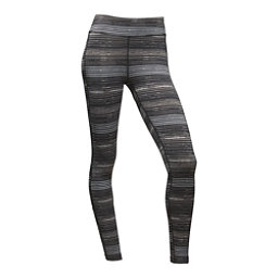 The North Face Pulse Tight, TNF Black Urban Sketch Stripe, 256