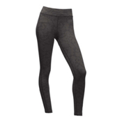 The North Face Pulse Tight Womens Pant, TNF Black Opti Dot Print, medium