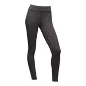The North Face Pulse Tight Womens Pant, TNF Black Opti Dot Print, medium