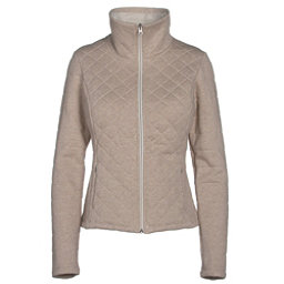 The North Face Caroluna Crop Womens Jacket, TNF Oatmeal Heather, 256