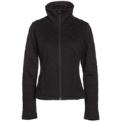 The North Face Caroluna Crop Womens Jacket, TNF Black, medium
