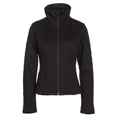 The North Face Caroluna Crop Womens Jacket, TNF Black, viewer