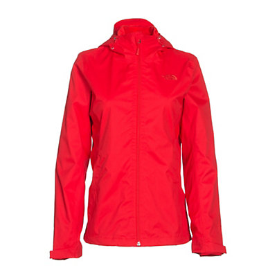 The North Face Arrowood Triclimate Womens Insulated Ski Jacket, High Risk Red, viewer