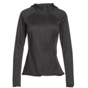 The North Face Arcata Hoodie Womens Jacket, Asphalt Grey Heather-Asphalt G, medium