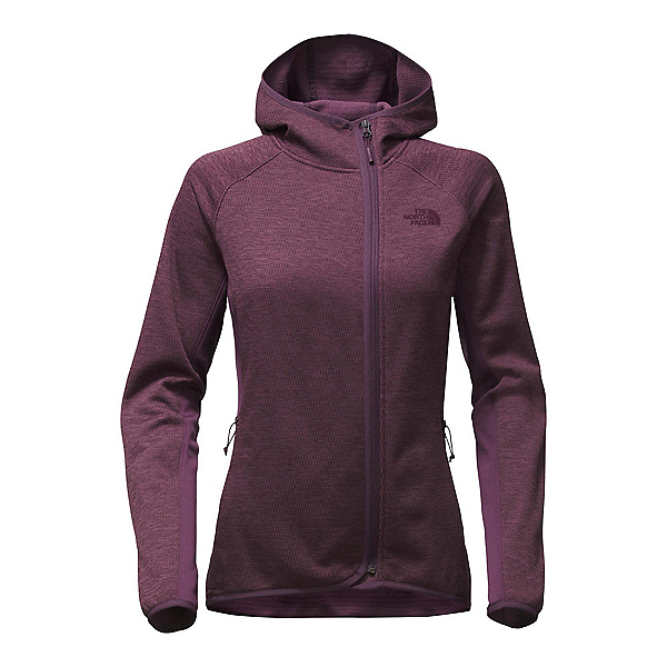 The North Face Arcata Hoodie, Blackberry Wine Heather, 600
