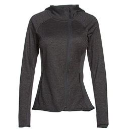The North Face Arcata Hoodie Womens Jacket, Asphalt Grey Heather-Asphalt G, 256