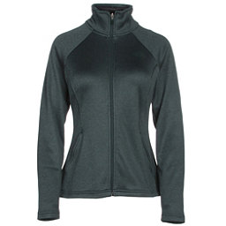 The North Face Agave Full Zip Womens Jacket, Darkest Spruce, 256