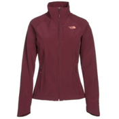 The North Face Apex Bionic 2 Womens Soft Shell Jacket, Deep Garnet Red, medium