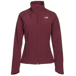 The North Face Apex Bionic 2 Womens Soft Shell Jacket, Deep Garnet Red, 256
