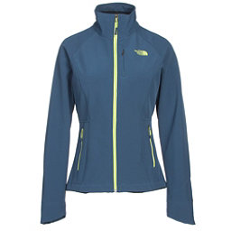 The North Face Apex Bionic 2 Womens Soft Shell Jacket, Shady Blue, 256